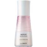 Осветляющая сыворотка с розовым планктоном The Saem Mervie Aquaura Serum