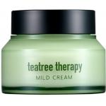 Крем с маслом чайного дерева Eunyul TeaTree Therapy Mild Cream