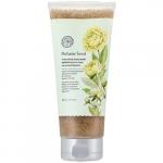 Скраб для тела с экстрактом белого пиона The Face Shop Perfume Seed White Peony Body Scrub