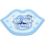 Увлажняющая маска-патч для губ Berrisom Sos Oops Aqua Lip Patch
