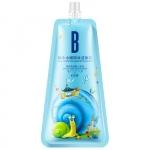 Пенка для умывания с муцином улитки Bioaqua Snail Hydrating Remover Cleanser