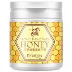 Маска для рук с мёдом и молоком Bioaqua Honey Hand Wax