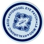 Гидрогелевая маска с гиалуроновой кислотой для кожи вокруг глаз La Miso Hyaluronic Acid Hydrogel Eye Patch