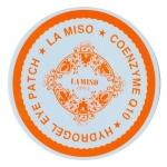 Гидрогелевая маска с коэнзим Q10 для кожи вокруг глаз La Miso Coenzyme Q10 Hydrogel Eye Patch