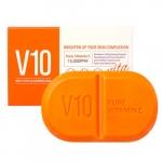 Очищающее мыло с витаминным комплексом Some by Mi V10 Mukti Vita Cleansing Bar
