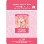 Листовая маска плацентарная Mijin Cosmetics Placenta Essence Mask