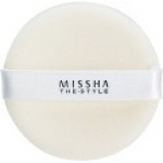 Набор пуховок Missha The Style High Compressed Flocking Puff (Round 2 pcs)