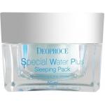 Ночная маска слипинг-пак Deoproce Special Water Plus Sleeping Pack