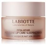 Ночная ухаживающая маска для губ Labiotte Petal Affair Agingline Lip Care Sleeping Mask