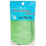 Мочалка для душа Sungbo Cleamy Viscose Squared Bath Towel