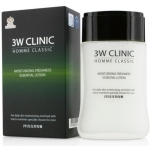 Мужской увлажняющий лосьон 3W Clinic Classic Moisturizing Freshness Essential Lotion