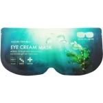 Гидрогелевая маска для глаз с морской водой и коллагеном Nature Republic Aqua Collagen Solution Marine Hydro Gel Eye Cream Mask