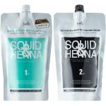 Натуральная экспресс-краска для волос Lador Seven Perfect Cover Up Natural Brown