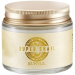 Высококонцентрированный крем с муцином улитки Eunyul Super Snail Cream