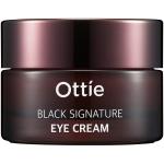 Крем вокруг глаз с муцином черной улитки Ottie Black Signature Eye Cream