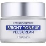 Крем для лица улучшающий тон кожи Celranico Return To Nature Bright Tone Up Plus Cream