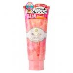Разогревающий крем-пилинг с кислотами Meishoku Detclear АНА ВНА Hot Cleansing Gel Cream