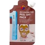 Очищающая маска-пленка Eyenlip Pocket Volcanic Pore Peel Off Pack