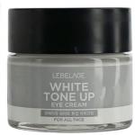 Осветляющий крем для век Lebelage Eye Cream White Toneup
