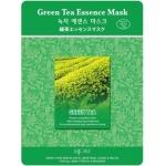 Листовая маска с зеленым чаем Mijin Cosmetics Green Tea Essence Mask