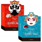 Тканевая маска Berrisom Peking Opera Mask Series