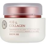 Лифтинг-крем The Face Shop Pomegranate and Collagen Volume Lifting Cream