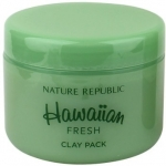 Очищающая глиняная маска Nature Republic Hawaiian Fresh Clay Pack
