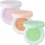 Цветной кушон с экстрактом лаванды Tony Moly Face Mix Primer Color Cushion SPF50 + PA ++++