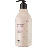 Гель для душа с экстрактом кактуса Flor de Man Jeju Prickly Pear Body Cleanser