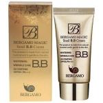 ББ – крем с улиточным муцином Bergamo Magic Snail BB Cream SPF 50+/PA+++