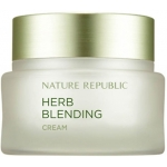 Крем с экстрактами трав Nature Republic Herb Blending Cream