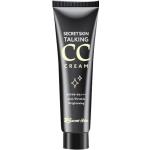 СС-крем с центеллой Secret Skin Talking CC Cream SPF50+ PA+++