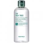 Мицеллярная вода с экстрактом чайного дерева Tony Moly The Tea Tree No Wash Cleansing Water