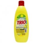 Средство для мытья посуды Trio Lemon