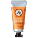Крем для рук с лошадиным жиром The Saem Royal Natural Horse Oil Hand Cream
