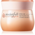 Коллагеновый крем для лица Etude House Moistfull Collagen Cream