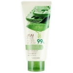 Универсальный гель с алоэ The Face Shop Jeju Aloe Fresh Soothing Gel (tube)