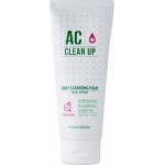 Пенка для лица Etude House AC Clean Up Daily Acne Foam Cleanser