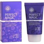 Многофункциональный BB-крем Welcos Lotus Perfect Magic BB Cream