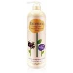 Шампунь+бальзам с черникой Deoproce Original Shiny Care 2 In 1 Shampoo Blueberry