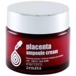 Крем для лица на основе плаценты Zenzia Placenta Ampoule Cream