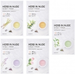 Тканевая маска с натуральными экстрактами Missha Herb In Nude Sheet Mask