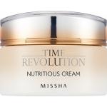 Питательный крем Missha Time Revolution Nutritious Cream