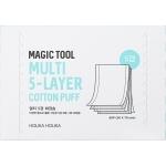 Многослойные хлопковые салфетки Holika Holika Magic Tool Multi Cotton Pads