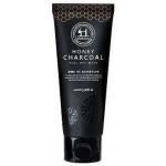 Маска-пленка для лица Lombok Moksha Honey Charcoal Peel-Off Mask