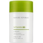 Успокаивающий крем с провитамином В5 и мадекассосидом Nature Republic Vitamin B5 Cream