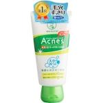 Очищающий пенка-скраб для лица против акне Mentholatum Acnes Medicated Pore Cleansing Face Wash