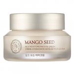 Увлажняющий крем для области вокруг глаз с маслом манго The Face Shop Mango Seed Silk Moisturizing Eye Cream
