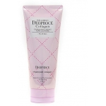 Пенка для умывания с коллагеном Deoproce Well-Being Collagen Clean & Deep Essence Foam Cleansing