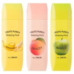 Ночная маска The Saem Fruits Punch Sleeping Pack